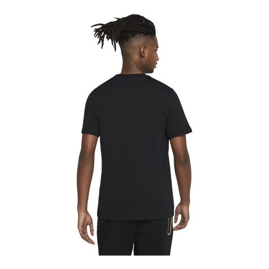 Nike Sportswear Swoosh 12 Month Short-Sleeve Erkek Tişört