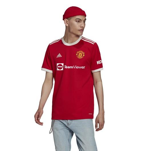 adidas Manchester United 2021-2022 Stadyum İç Saha Erkek Forma