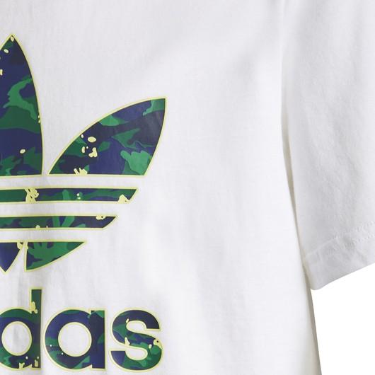 adidas Allover Print Camouflage Graphic Short-Sleeve (Boys') Çocuk Tişört