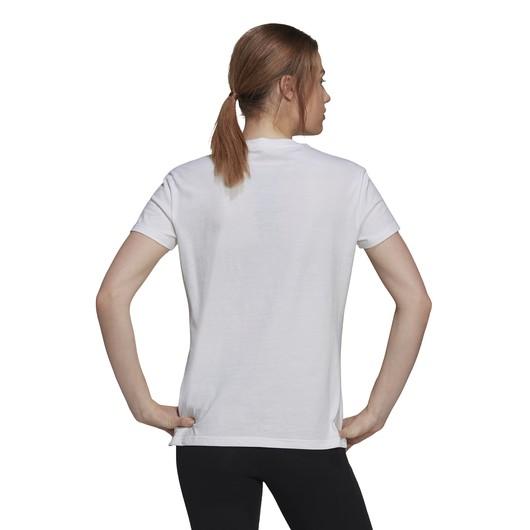 adidas Zebra Logo Graphic Short-Sleeve Kadın Tişört