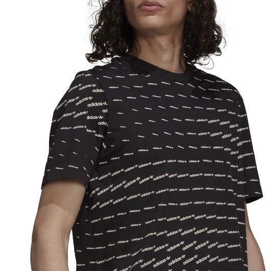 adidas Graphics Monogram Short Sleeve Erkek Tişört