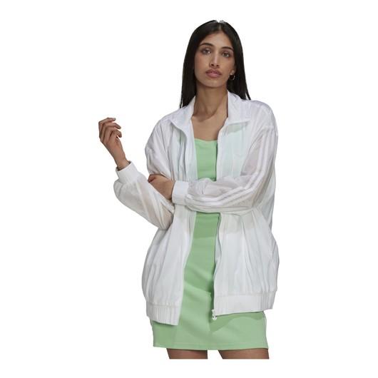adidas Adicolor Oversize Ripstop Full-Zip Kadın Ceket