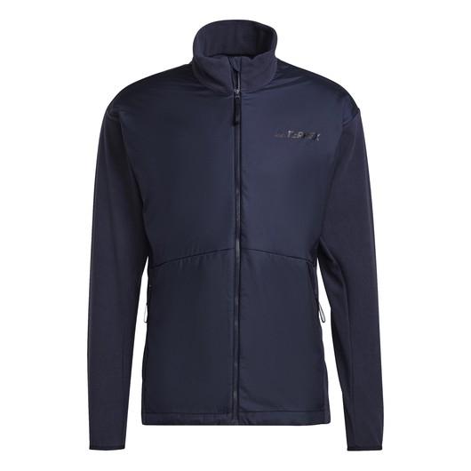 adidas Terrex Multi Primegreen Windproof Fleece Full-Zip Erkek Ceket