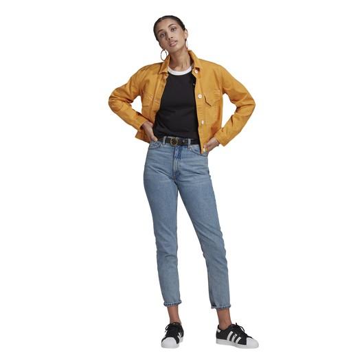 adidas Adicolor Classics 3-Stripes Short-Sleeve Kadın Tişört