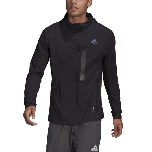 adidas Marathon Translucent Full-Zip Hoodie Erkek Ceket