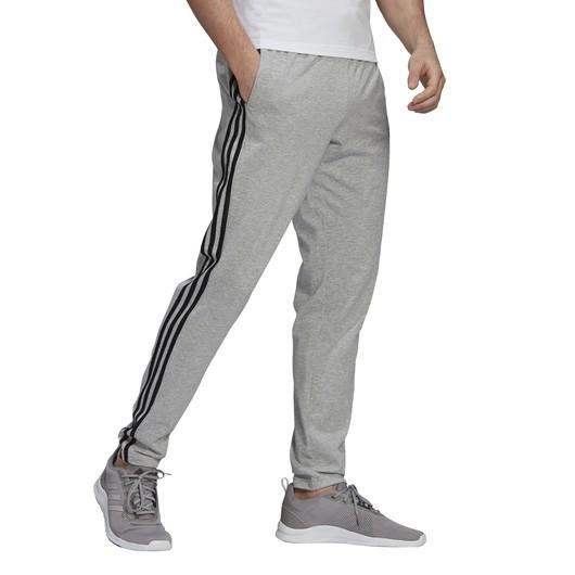 adidas Essentials Single Jersey Tapered Open Hem 3-Stripes Erkek Eşofman Altı