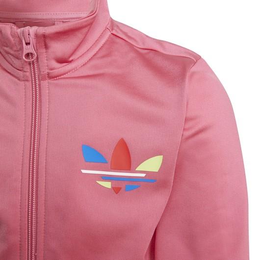 adidas Adicolor Full-Zip Çocuk Eşofman Takımı