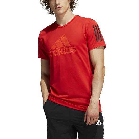 adidas AEROREADY Warrior Training Short Sleeve Erkek Tişört