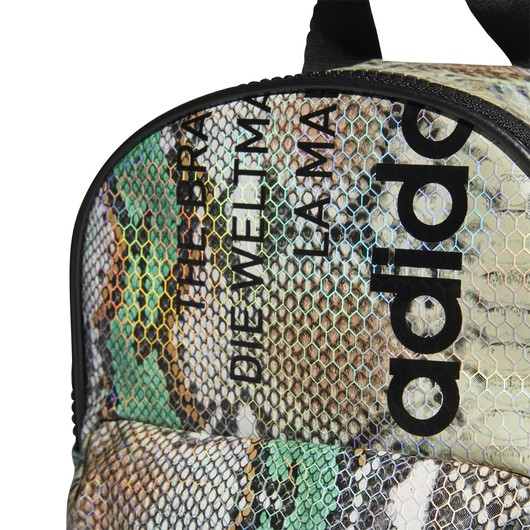 adidas Snakeskin Printed Mini Kadın Sırt Çantası