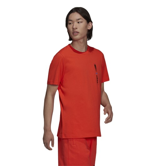 adidas Graphics Symbol Short Sleeve Erkek Tişört
