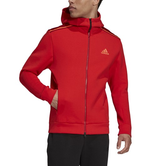 adidas Z.N.E. Sportswear Full-Zip FW21 Hoodie Erkek Sweatshirt