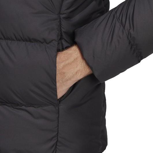 adidas Essentials Midweight Down Full-Zip Hoodie Erkek Mont