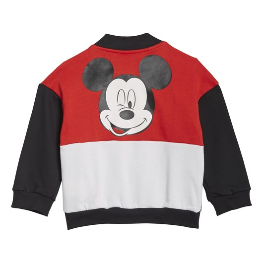 adidas Disney Mickey Mouse Full-Zip Bebek Eşofman Takımı