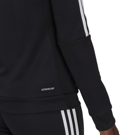 adidas AEROREADY Sereno Cut 3-Stripes Full-Zip Kadın Ceket