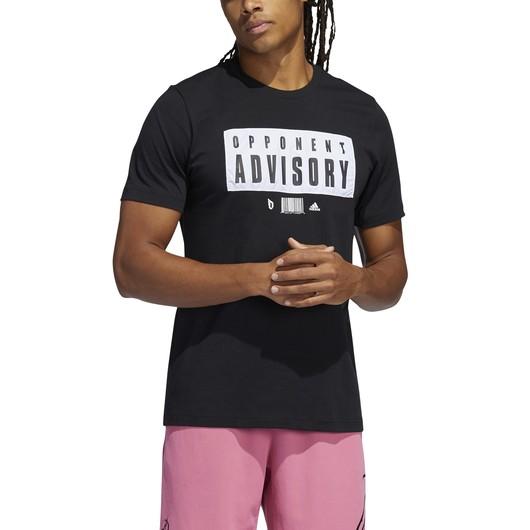 adidas Dame EXTPLY Opponent Advisory Short-Sleeve Erkek Tişört
