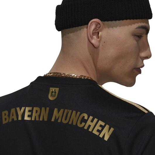 adidas FC Bayern 2021-2022 Stadyum Deplasman Erkek Forma