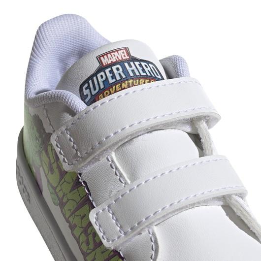 adidas Marvel Hulk Advantage Bebek Spor Ayakkabı