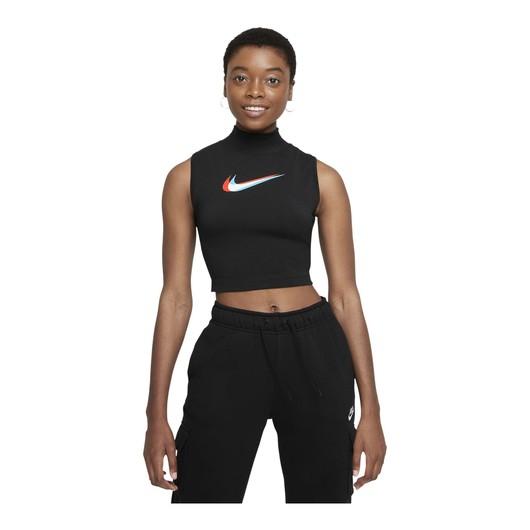 Nike Sportswear Mock-Neck Kadın Atlet