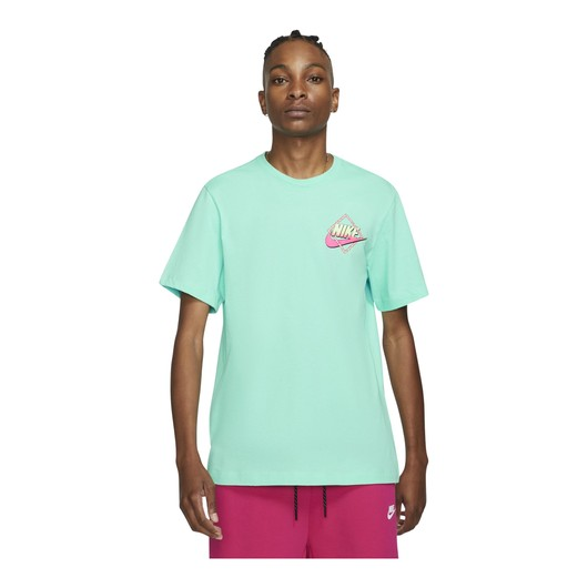 Nike Sportswear Beach Rollerblader Short-Sleeve Erkek Tişört