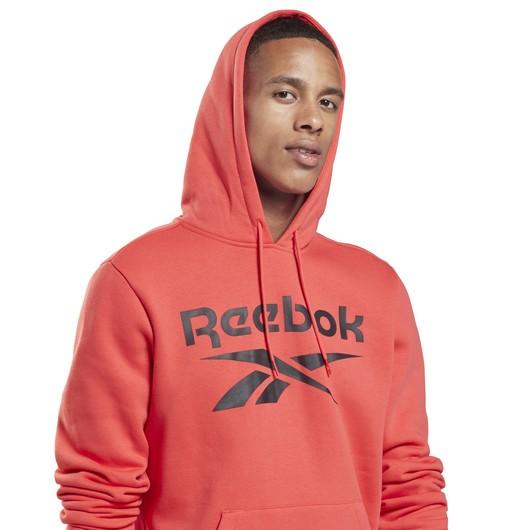 Reebok Identity Fleece Hoodie Erkek Sweatshirt