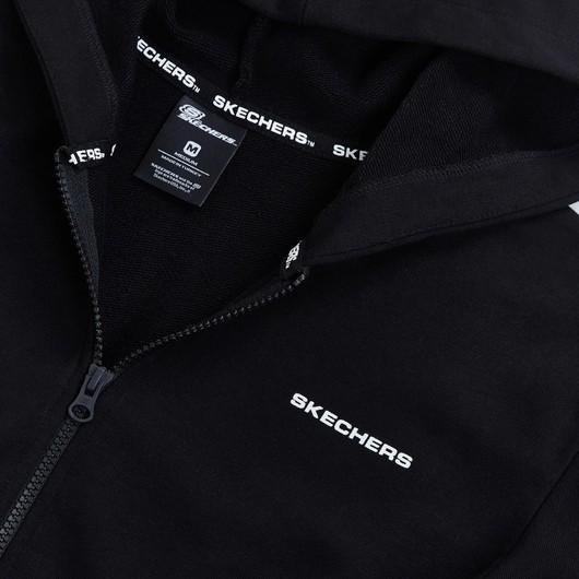 Skechers New Basics Full-Zip Hoodie Kadın Sweatshirt