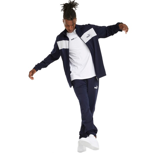 Puma Poly Suit Cl Erkek Eşofman Takımı