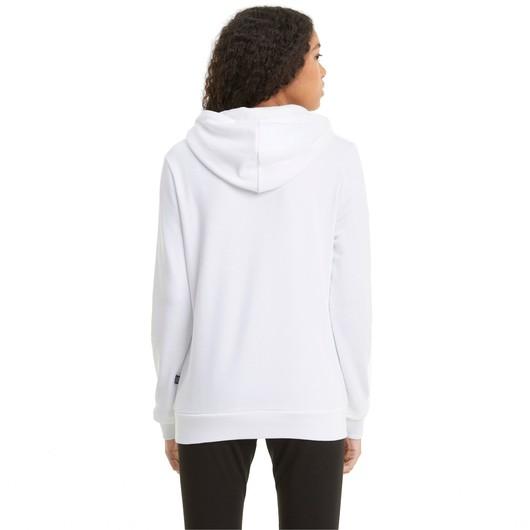 Puma Essentials Logo Hoodie Kadın Sweatshirt