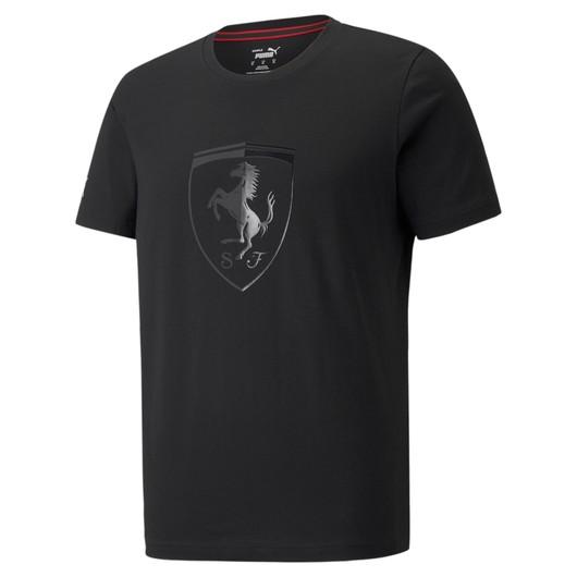 Puma Scuderia Ferrari Race Tonal Big Shield Short-Sleeve Erkek Tişört