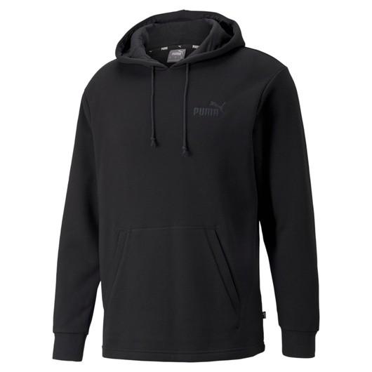 Puma Essentials+ Fleece Hoodie Erkek Sweatshirt