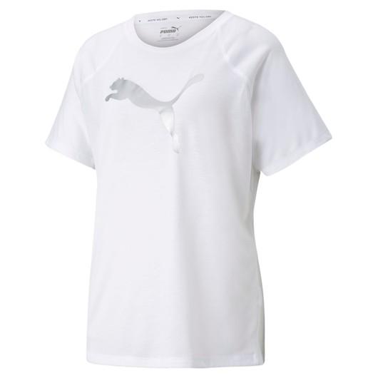 Puma Evostripe Short-Sleeve Kadın Tişört