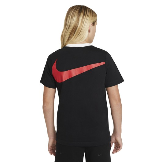 Nike Sportswear Big Swoosh Short-Sleeve (Boys') Çocuk Tişört