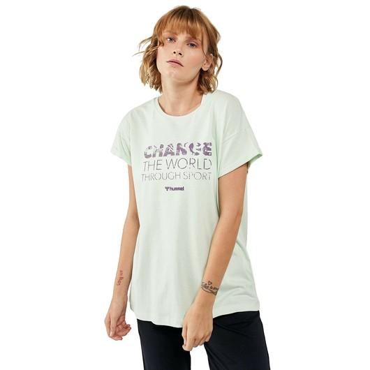 Hummel Santosa Short-Sleeve Kadın Tişört
