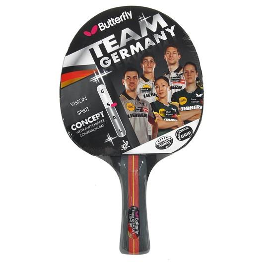 Butterfly 85090 Team Germany Concept Masa Tenisi Raketi