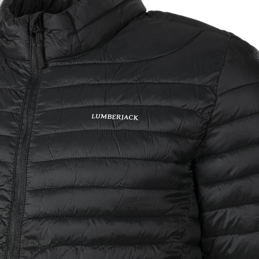 Lumberjack SN21 Perry Coat Full-Zip Erkek Mont