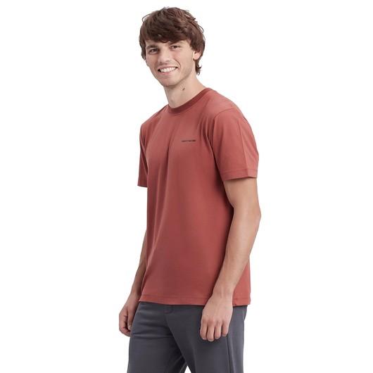 Skechers New Basics Crew Neck Short-Sleeve Erkek Tişört