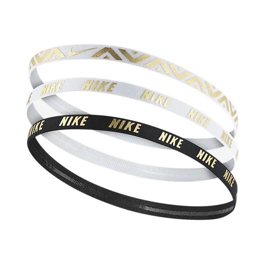 Nike Metallic Hairbands 3 Pack Unisex Saç Bandı
