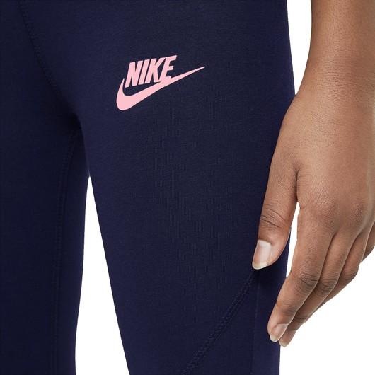 Nike Sportswear Favourites High-Waisted (Girls') Çocuk Tayt