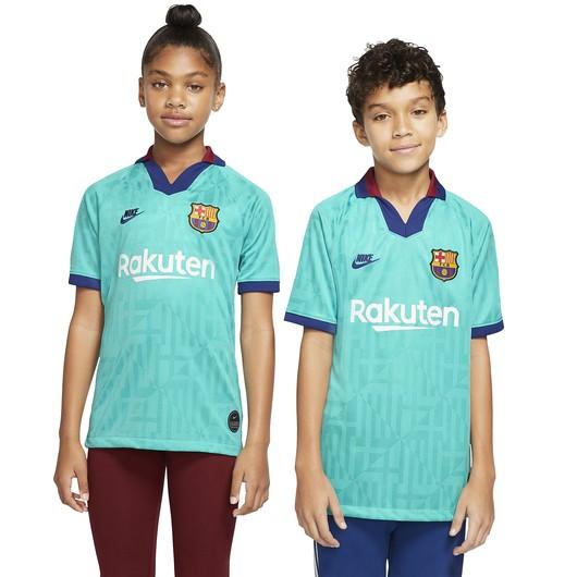Nike FC Barcelona 2019-2020 Stadium Football Üçüncü Takım Çocuk Forma