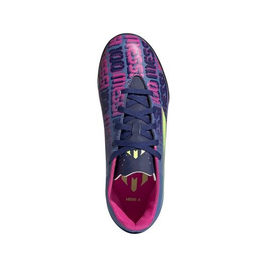 adidas X Flow Messi.4 Turf Çocuk Halı Saha Ayakkabısı