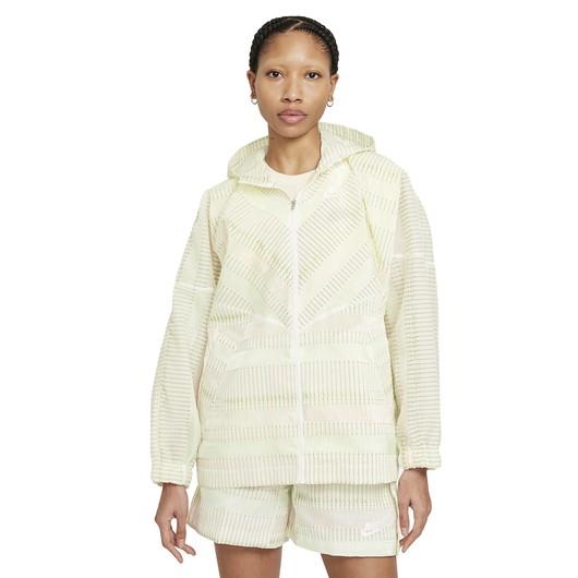 Nike Sportswear Windrunner Zip-Up Hoodie Kadın Ceket