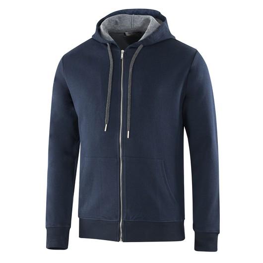 John Frank Travel Full-Zip Hoodie Erkek Sweatshirt