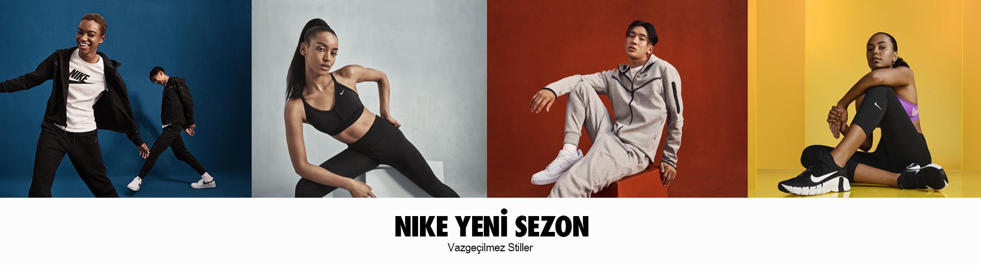 Yeni Sezon Nike